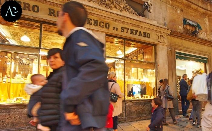 Genova | Botteghe storiche