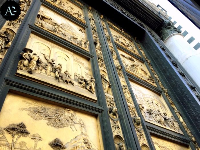 Porta del Paradiso | Battistero di Firenze.
