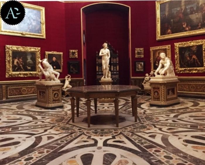 Sale Uffizi Firenze 1