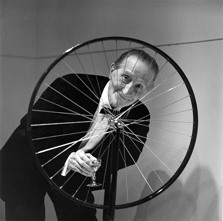 a biography of michel duchamp the french painter