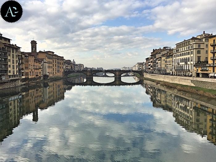 foto di Firenze da Ponte Vecchio