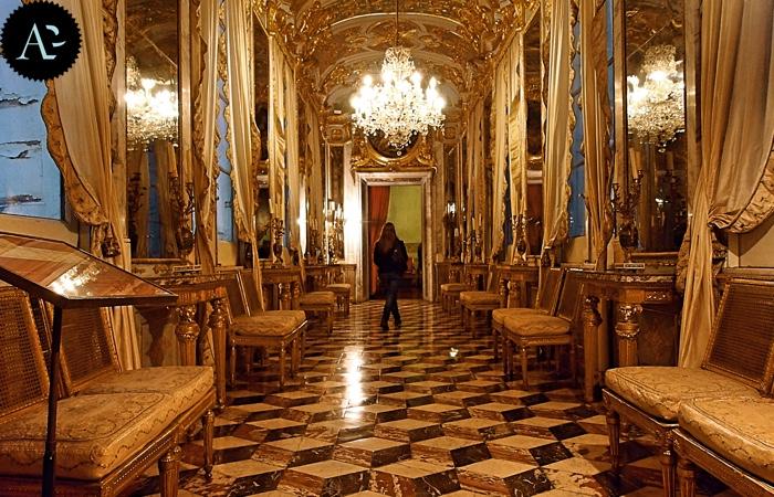 Galleria degli Specchi | Palazzo Spinola | Musei Genova
