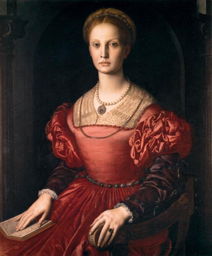Agnolo Bronzino | Ritratto di Lucrezia Panciatichi