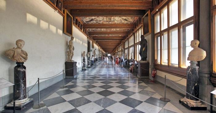 Galleria degli Uffizi | museo Firenze