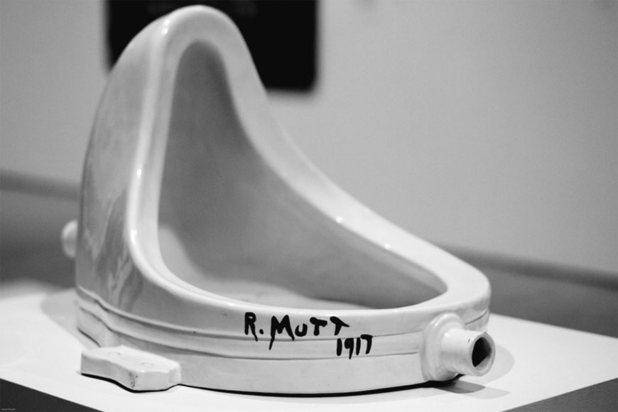 Fontana | Duchamp