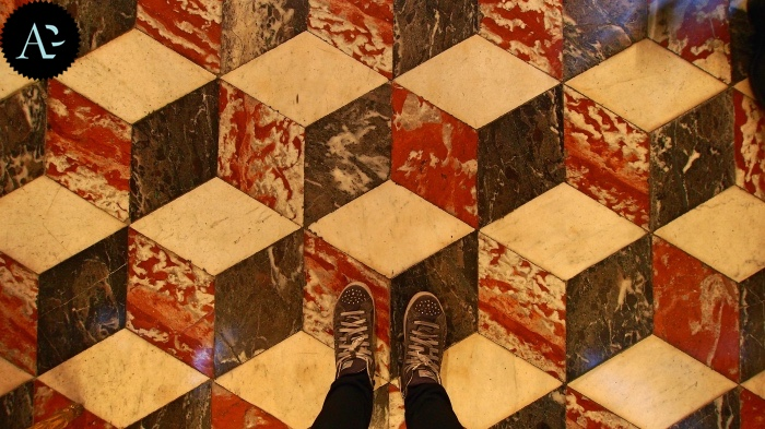 Pavimento Palazzo Spinola