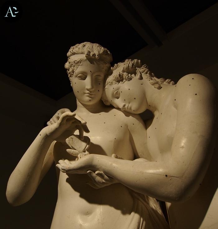 Amore e Psiche Canova | mostre Brescia