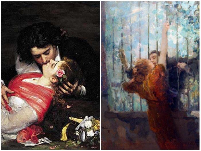 dipinti d'amore