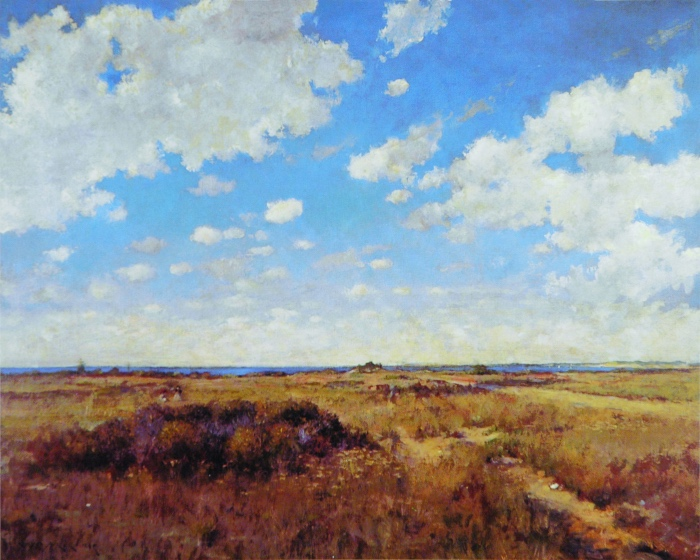 WILLIAM MERRITT CHASE | Flying Clouds