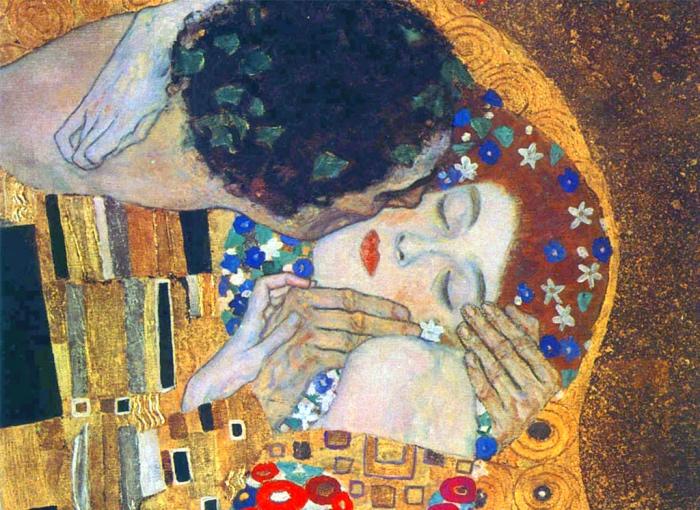 Il Bacio | Gustav Klimt