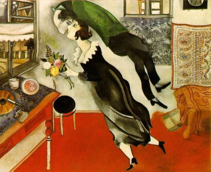 Compleanno | Marc Chagall