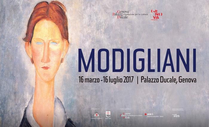Modigliani | mostre Genova