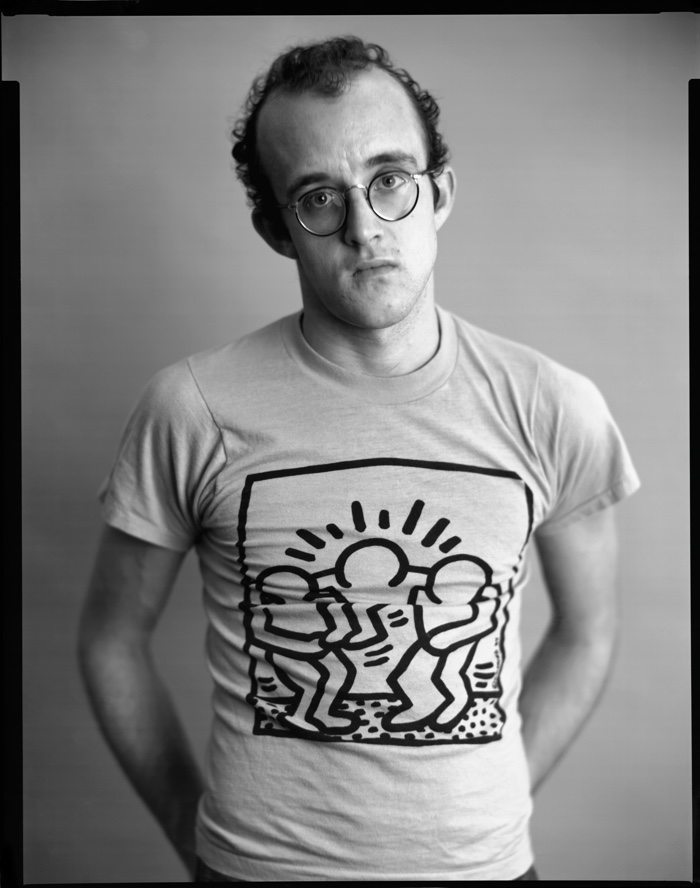 Keith Haring | ritratto
