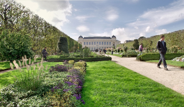 5 things to see in paris for free for Jardines des plantes