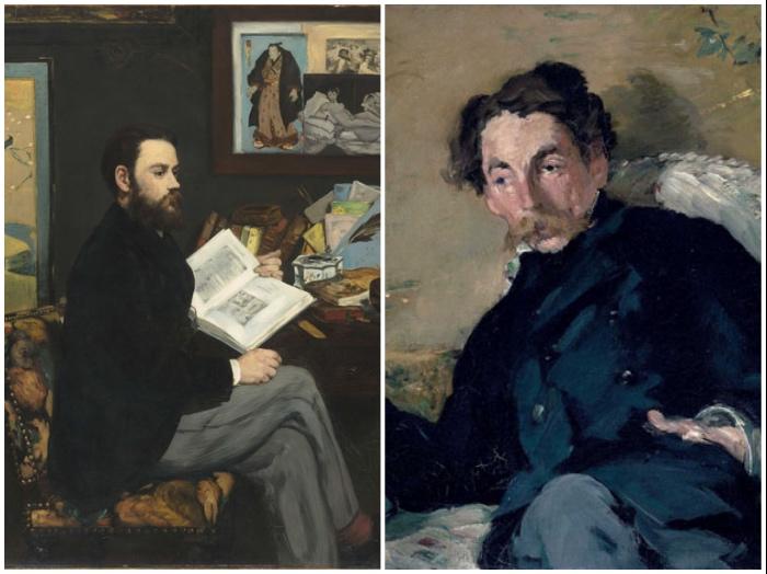 Manet | Émile Zola | Stéphane Mallarmé