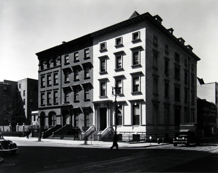 Fifth Avenue Houses | Berenice Abbott