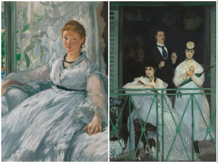 Manet | La lettura | Il balcone