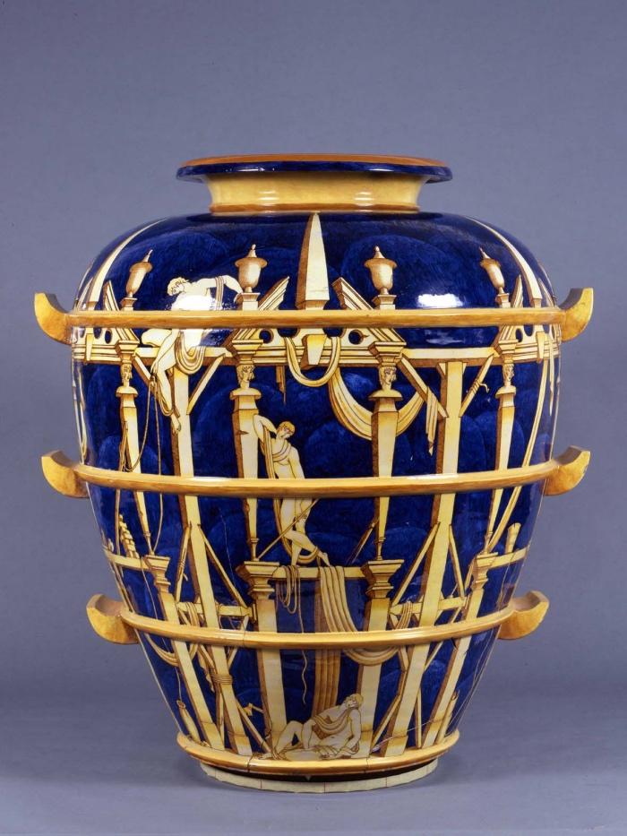 Vaso Gio Ponti | Art Deco