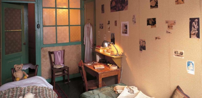 What to see in amsterdam the 5 most important museums - Casa anna frank ...
