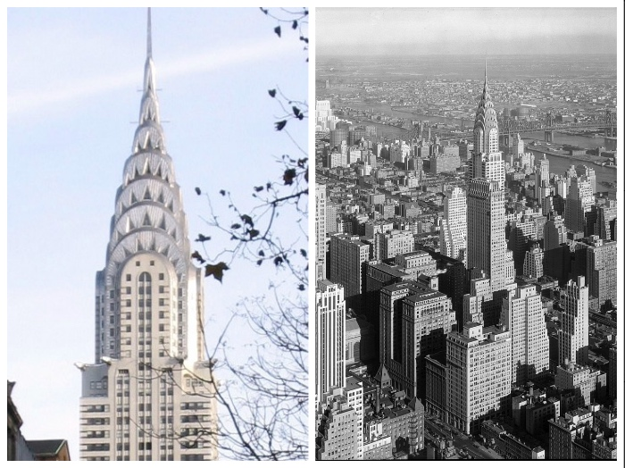 Chrysler Building | New York | art deco
