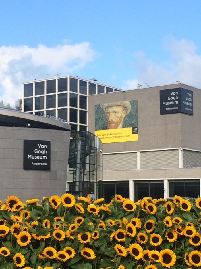 Amsterdam | Museo Van Gogh