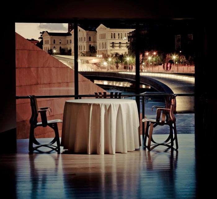 guggenheim bilbao | restaurant