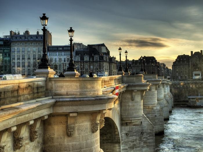 Pont Neuf | parigi