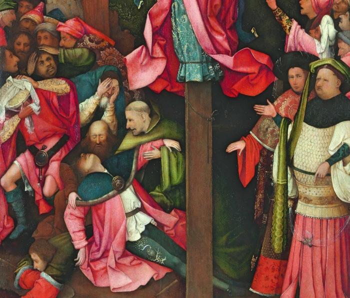 Trittico di Santa liberata | Hieronymus Bosch