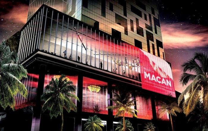 The Museum MACAN in Jakarta