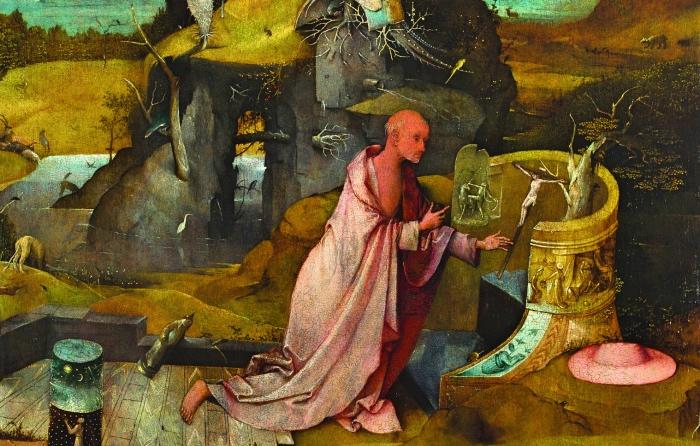 Trittico dei santi | Hieronymus Bosch