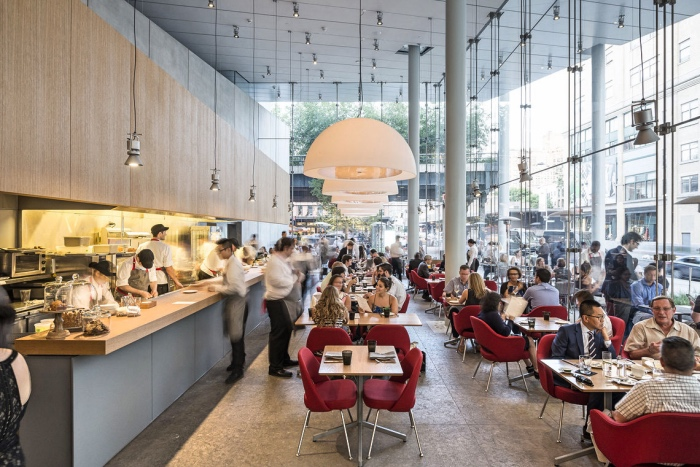 Whitney Museum | restaurant