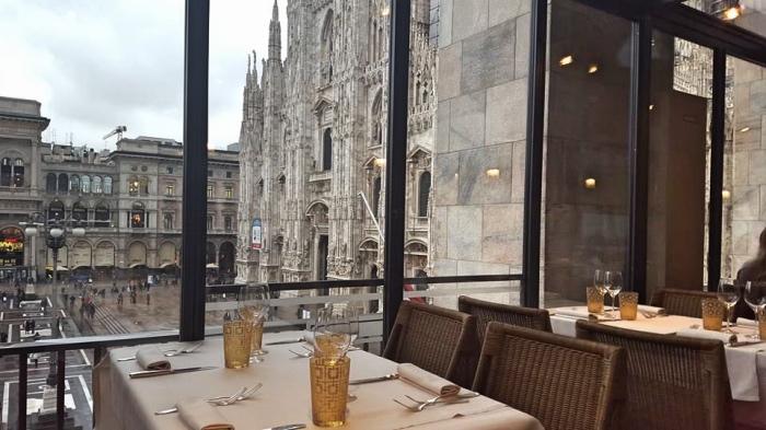 museo del novecento | ristorante