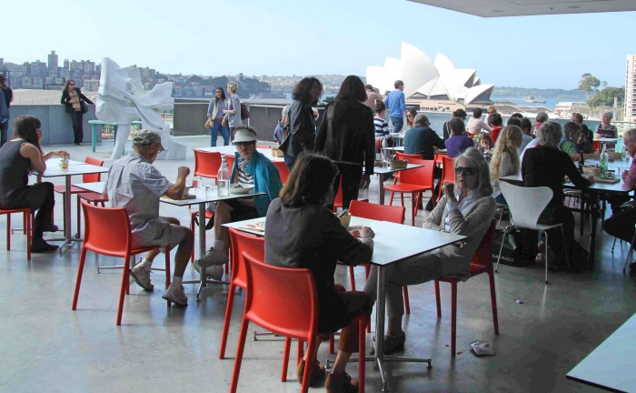 MUSEUM OF CONTEMPORARY ART SYDNEY | restaurant
