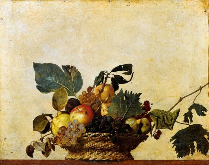Caravaggio | Canestra di Frutta