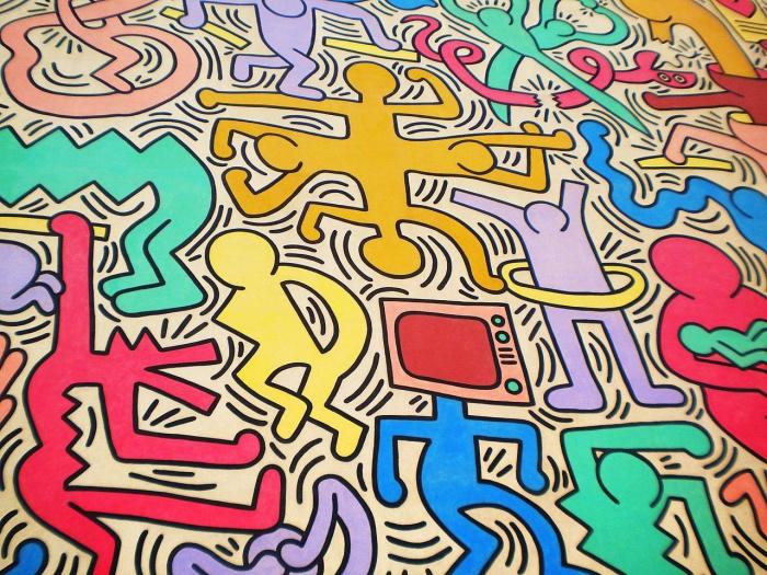 Keith Haring | Tuttomondo | Pisa