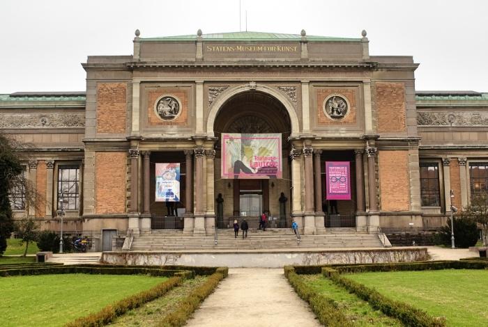 STATENS MUSEUM FOR KUNST | COPENHAGEN