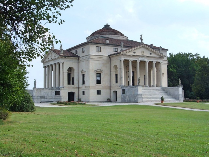 The Palladian Villas Are Included In The World Heritage List