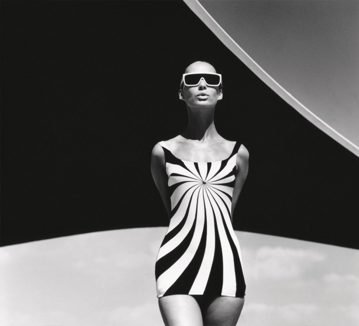 op art fashion