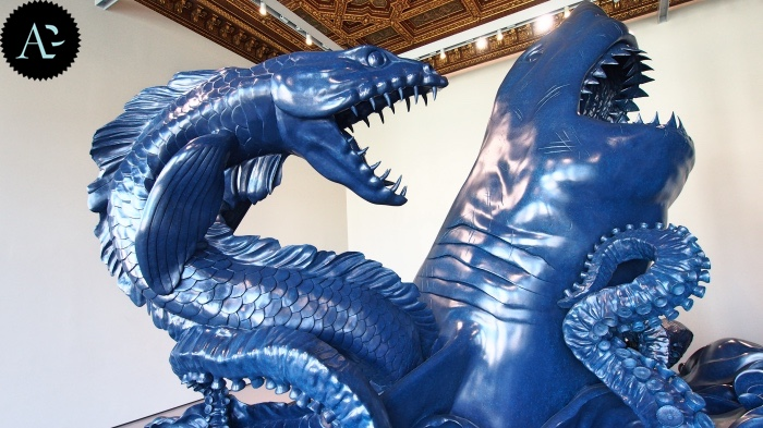Damien Hirst Treasures From The Wreck Of The Unbelievable