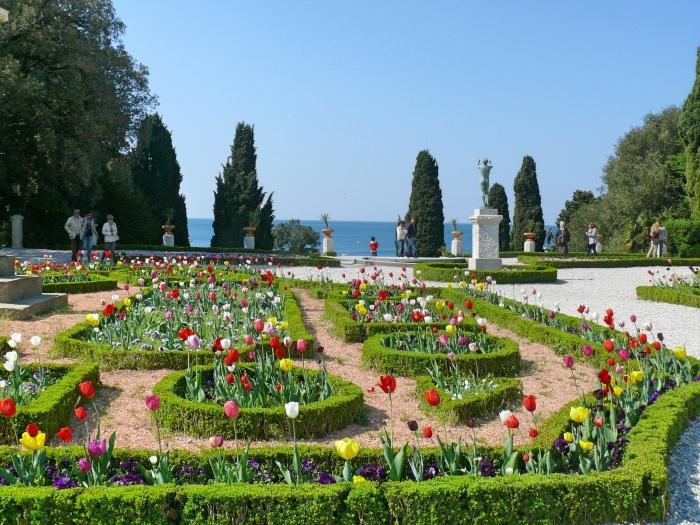 Giardini da visitare 5 giardini italiani da vedere gratis for Programma progettazione giardini gratis italiano