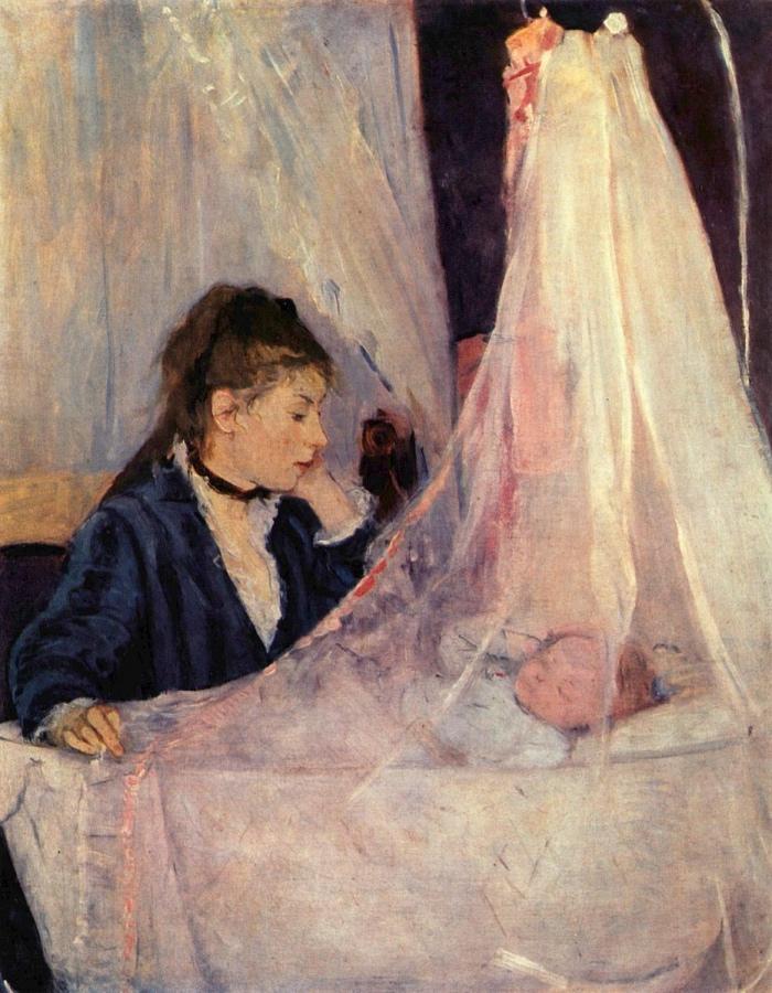 Berthe Morisot | culla