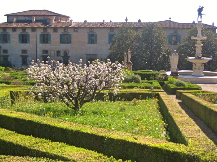 Villa Castello | Giardini Firenze