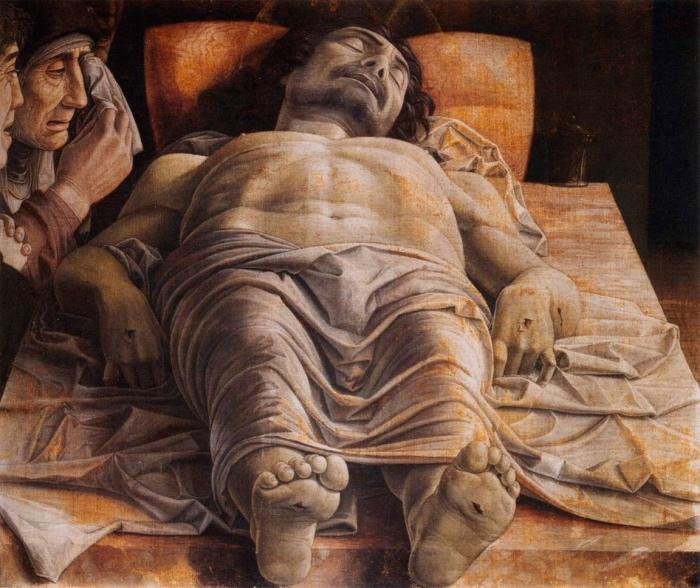 Mantegna | Cristo Morto