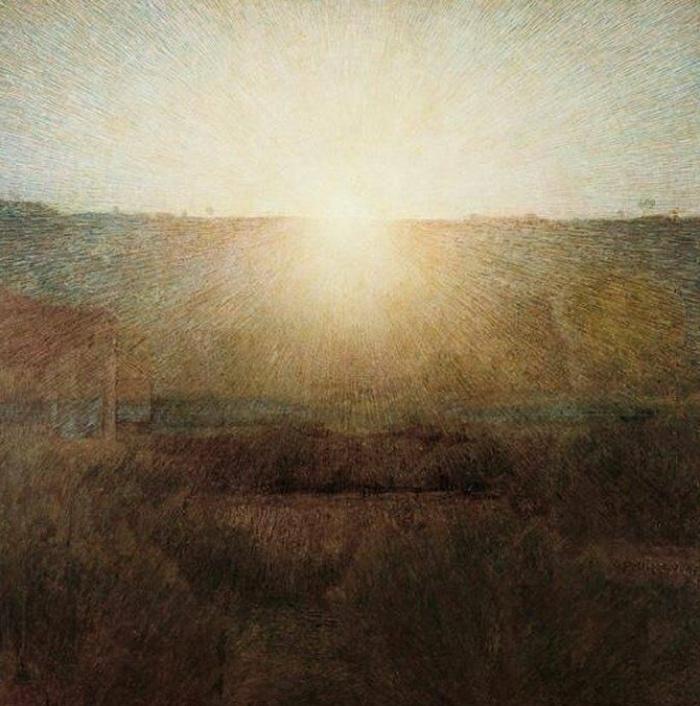 Giuseppe Pellizza da Volpedo | Il Sole