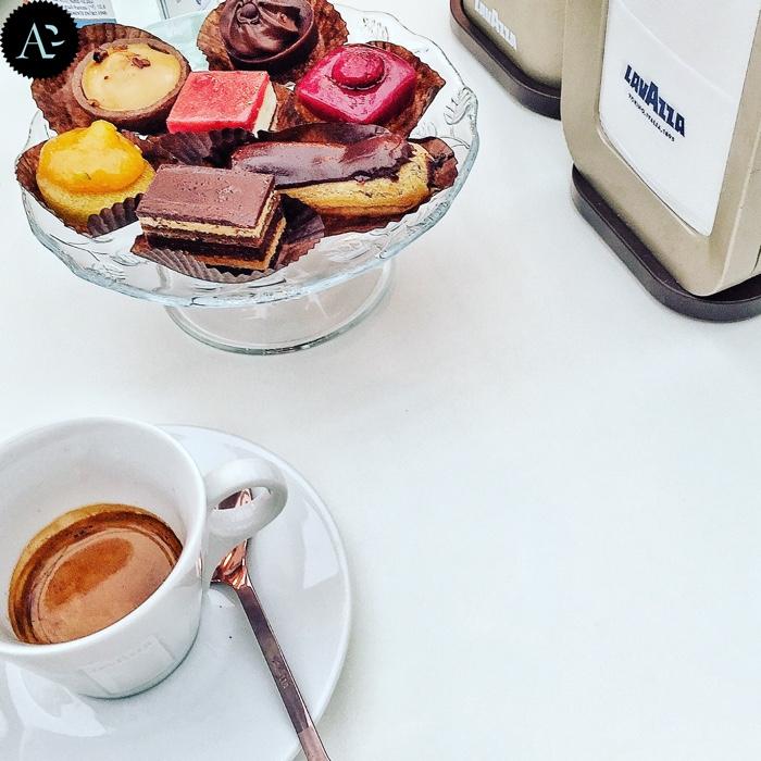 caffè Lavazza | mostre Guggenheim