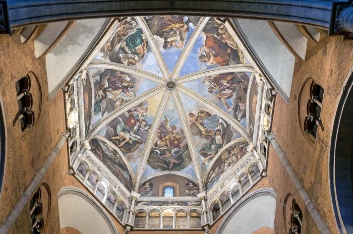 Duomo Piacenza | Guercino