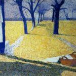 Giuseppe Pellizza da Volpedo | Panni al sole