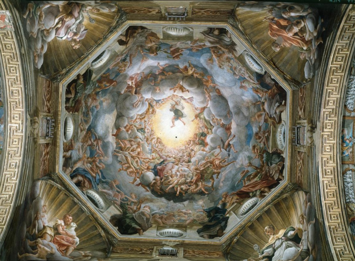 Correggio | Cupola Duomo Parma