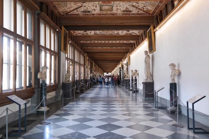 gli uffizi | musei Firenze