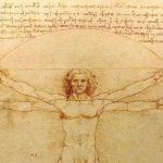 Leonardo da Vinci | Uomo Vitruviano